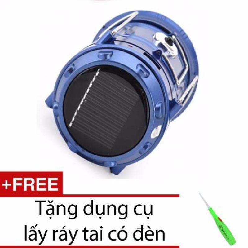 Bảng giá Đèn LED năng lượng mặt trời 3 trong 1 -5800T + Tặng dụng cụ lấy ráy tai có đèn
