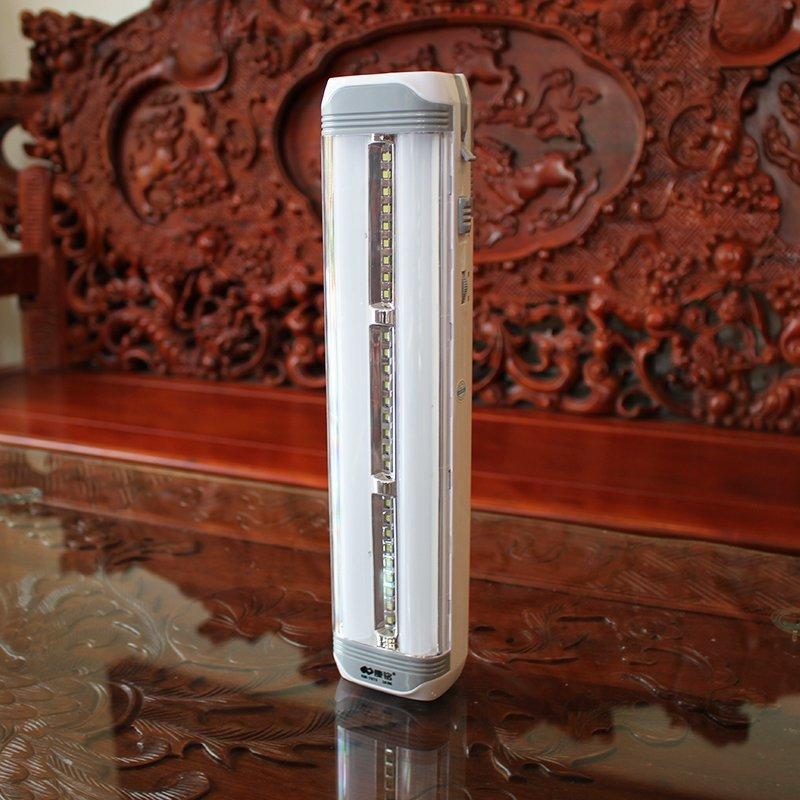 Bảng giá Đèn LED tích điện thông minh Suntek KM-7673 (Trắng)