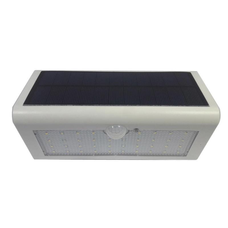 Bảng giá Mua Đèn năng lượng mặt trời cảm ứng hồng ngoại 38 Led Pin 4400mAh