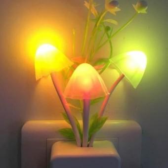 Đèn ngủ cảm ứng ánh sáng avata(trắng)
