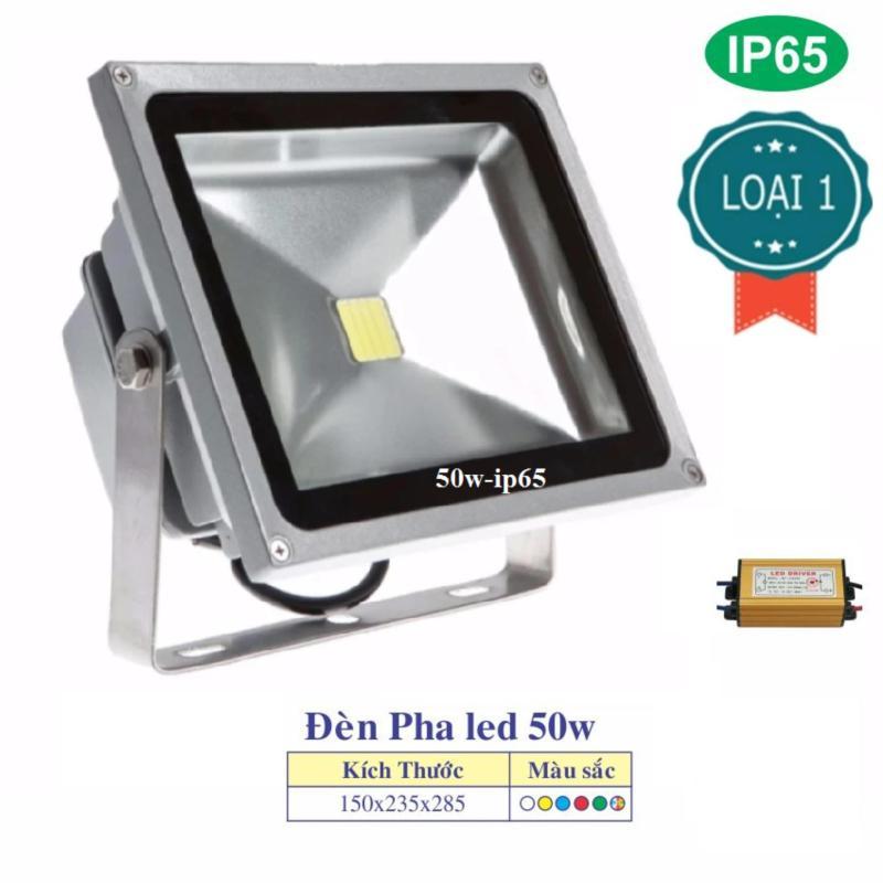 Bảng giá Mua Đèn pha Led 50W Light IP65 (siêu tiết kiệm)