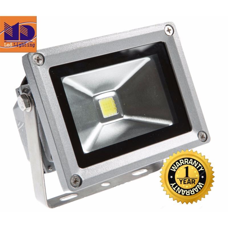 Bảng giá Mua Đèn Pha Led ánh sáng vàng 10W - MD49