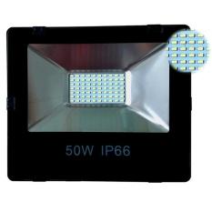 Đèn Pha Led IP66 Siêu mỏng, siêu sáng 50W (Ánh Sáng Trắng)
