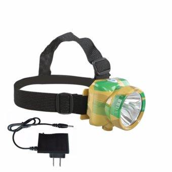 Đèn pin đội đầu A1 [ánh sáng vàng]
