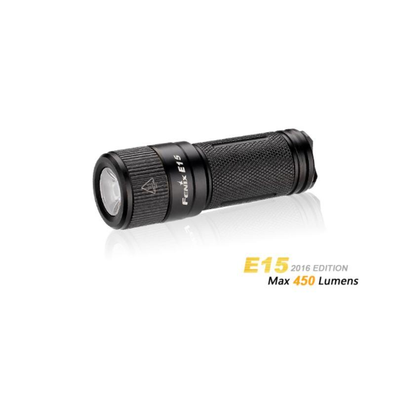 Bảng giá Đèn pin Fenix - E15 - 450 Lumens (2016 Edition)