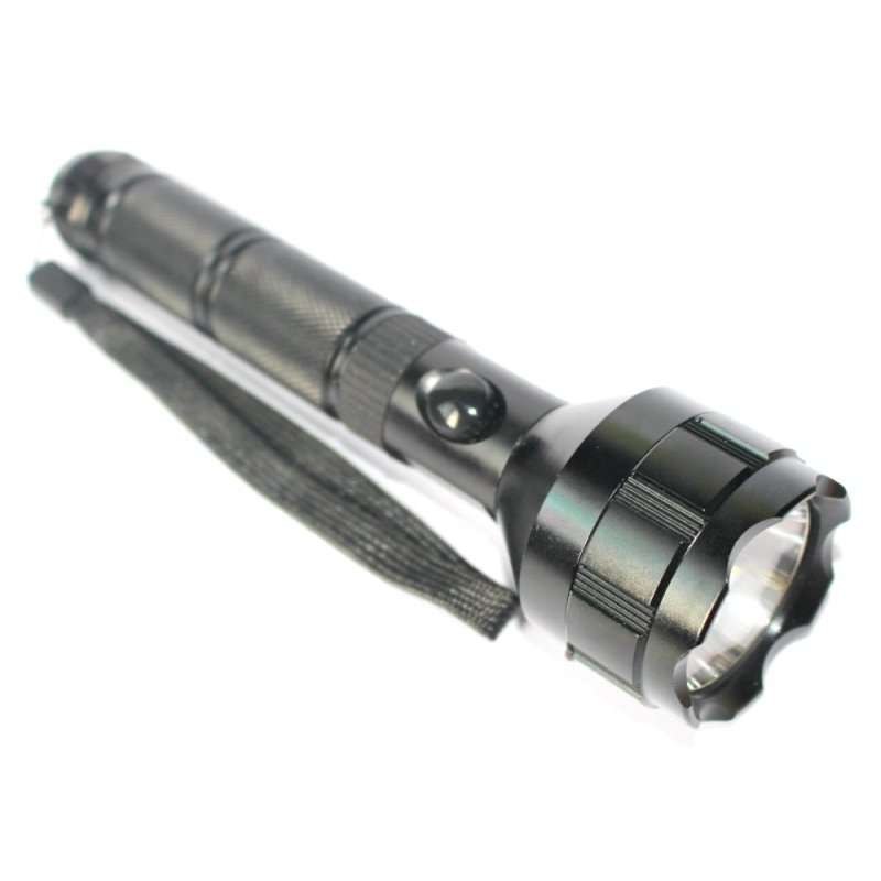 Bảng giá Mua Đèn pin LED KM-L231 (Đen)