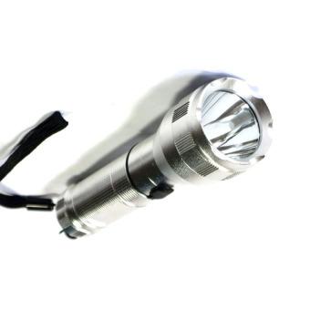 Đèn Pin Led sạc điện siêu sáng 3 chế độ XSL-535 ( Bạc)
