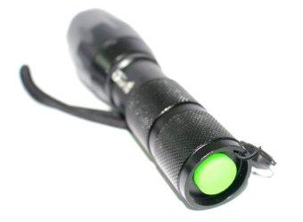 Đèn pin Police T6 (Đen) - 2