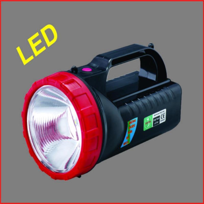 Bảng giá Mua Đèn pin sạc chiếu sáng cầm tay Kentom KT203 (Đỏ - Đen)