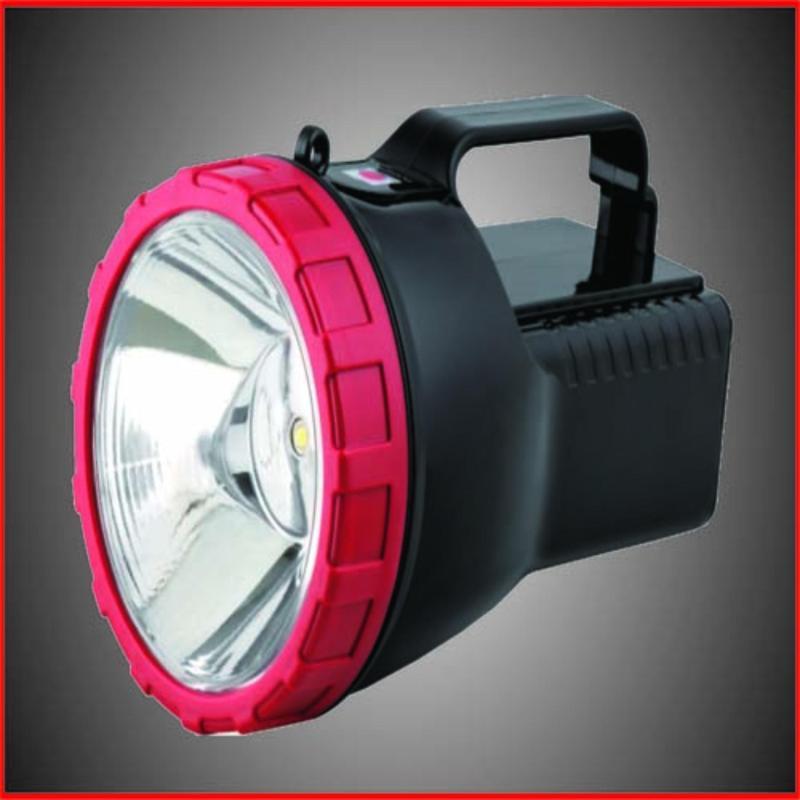 Bảng giá Mua Đèn pin sạc chiếu sáng cầm tay Kentom KT205 (Hồng – Đen)