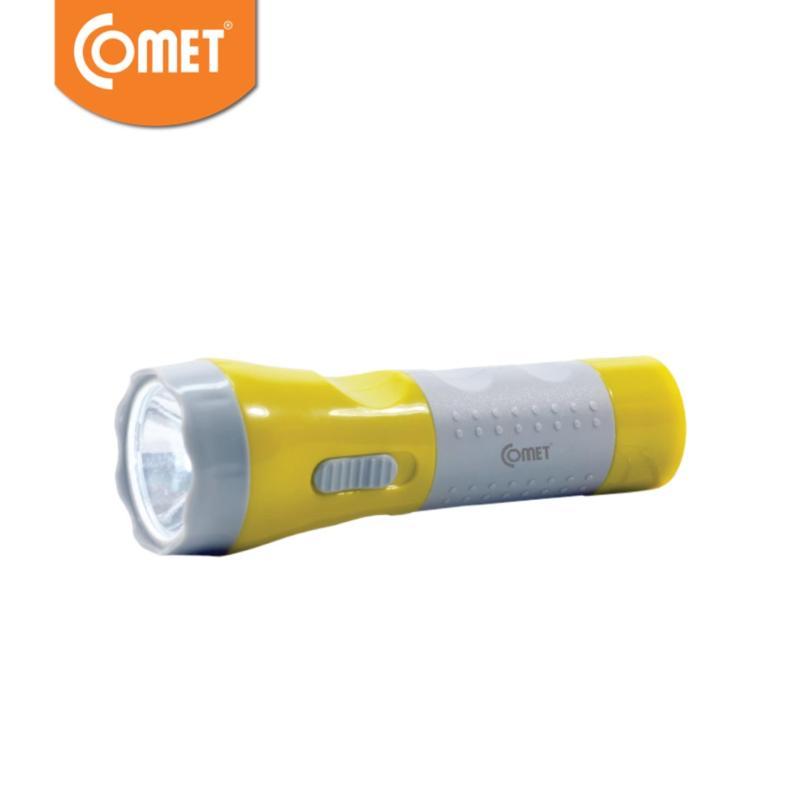 Bảng giá Đèn pin sạc LED COMET CRT343 (Vàng)