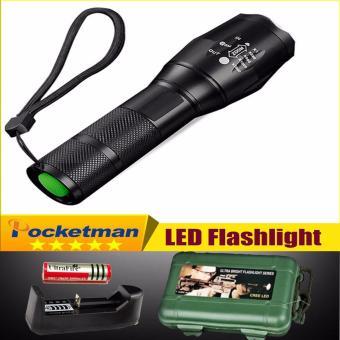 Den pin sieu sang mini - Đèn pin siêu sáng HUNTER S26, giá rẻ nhất - BH 1 ĐỔI 1