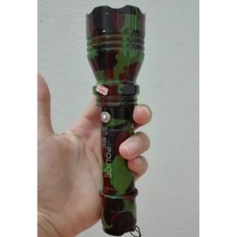 Đèn pin siêu sáng Police YM-C6 (Ran ri )