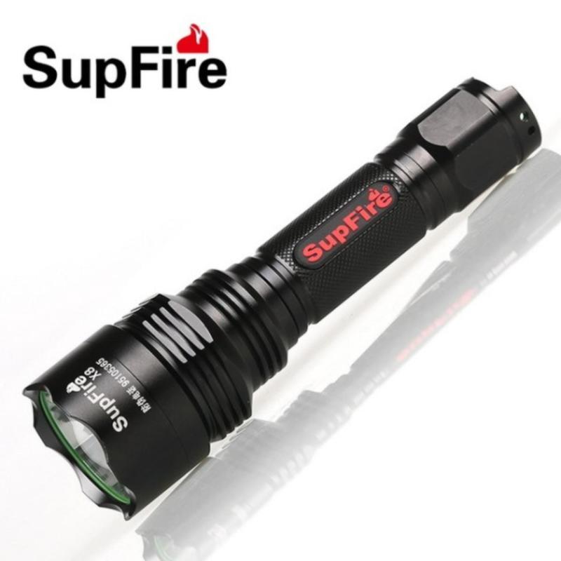 Bảng giá Mua Đèn pin siêu sáng SUPFIRE X8-T6