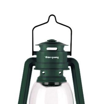 Đèn sạc LED Điện Quang PRL04 AG chống chói, bảo vệ mắt (0.5W, Daylight, Xanh Quân Đội)