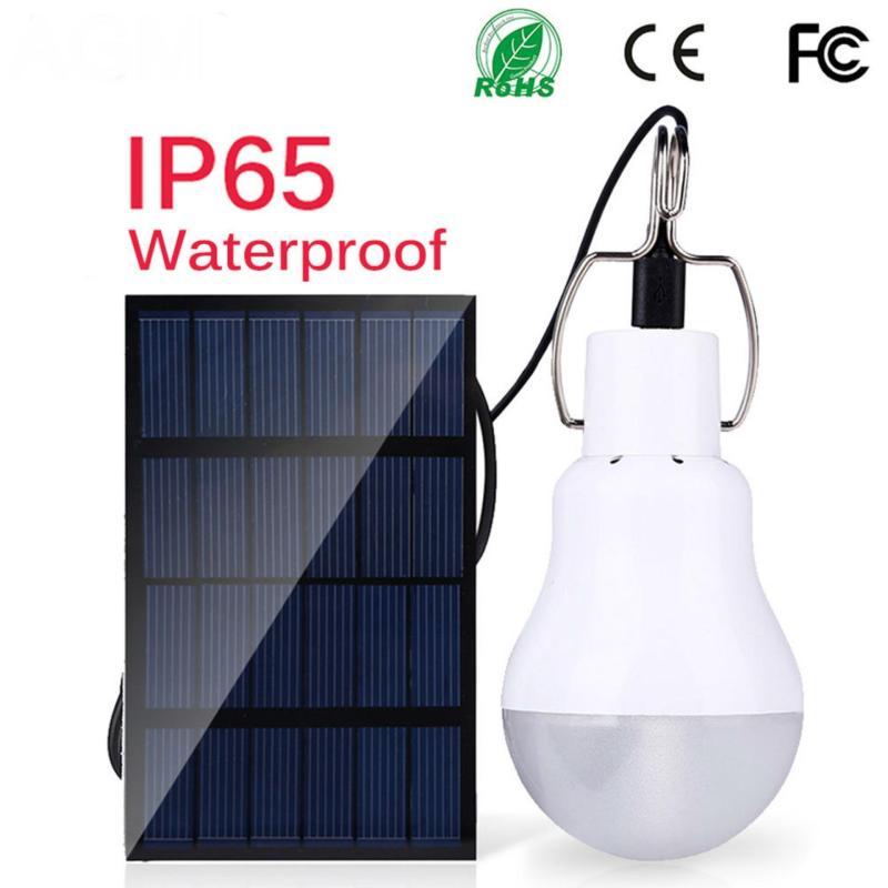 Bảng giá Mua Đèn tích điện năng lượng mặt trời 5W  MTB05  (Ánh sáng trắng)