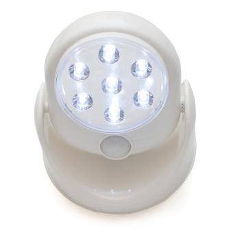 Đèn Xoay 360 Độ Cảm Biến Ánh Sáng Tự Động