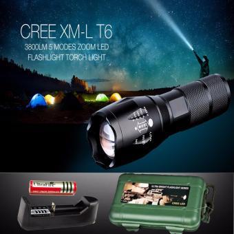 Denpinpro - Đèn pin siêu sáng HUNTER S26, giá rẻ nhất - BH 1 ĐỔI 1