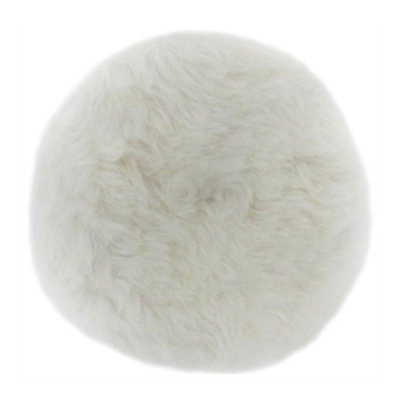 Đĩa đánh bóng lông cừu, 130mm