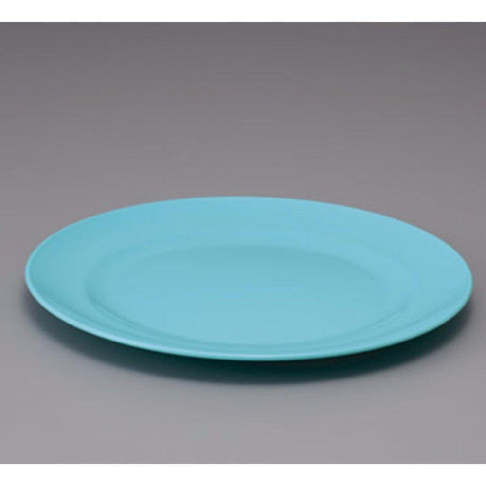 Đĩa nhựa đựng salad 1016 (22.1 × 1.5) Xanh ngọc
