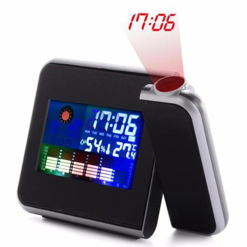 Đồng hồ báo thức chiếu trần nhà bán chạy