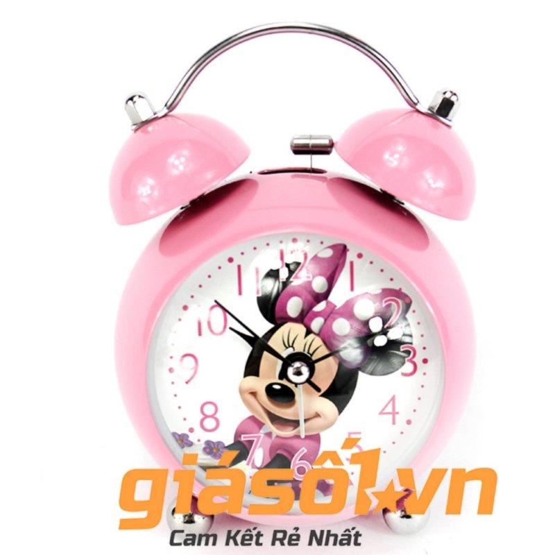 Nơi bán Đông hồ báo thức Clock - 6058 (Hồng)