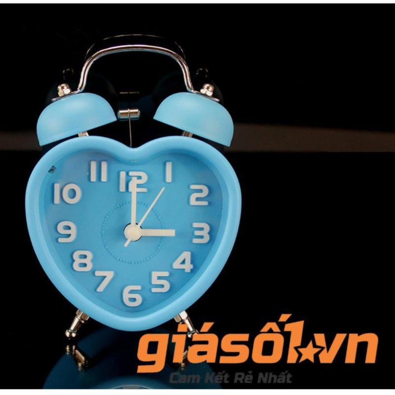 Nơi bán Đồng hồ báo thức để bàn 2867 (Xanh)