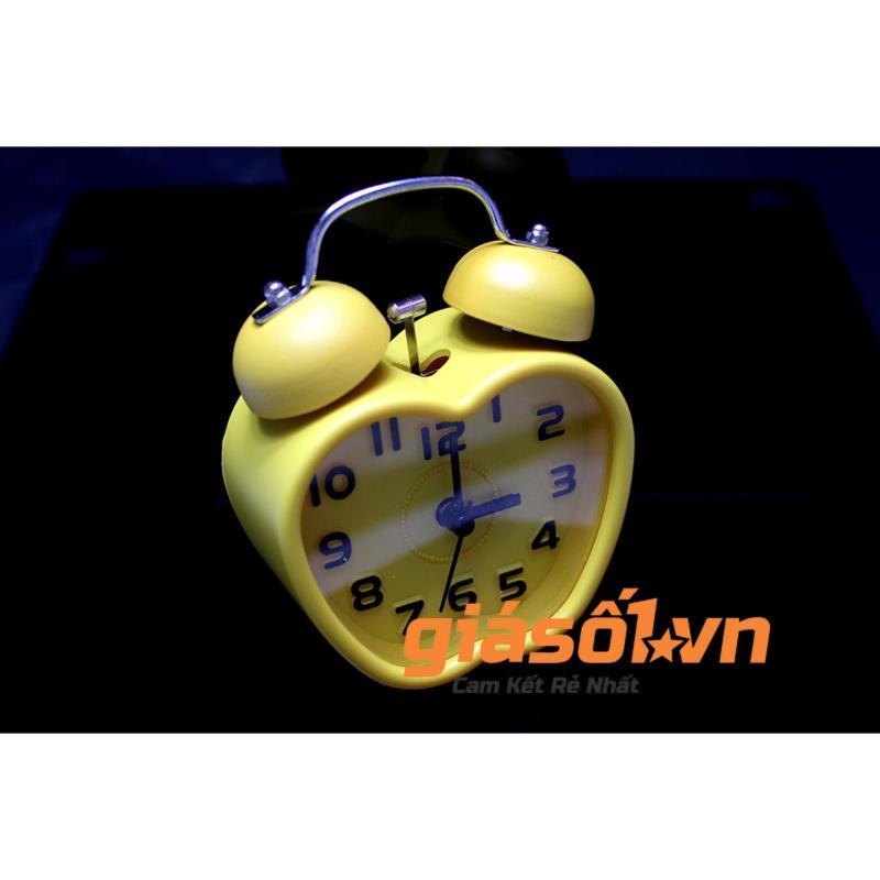 Nơi bán Đồng hồ báo thức để bàn 2868 ( Vàng )