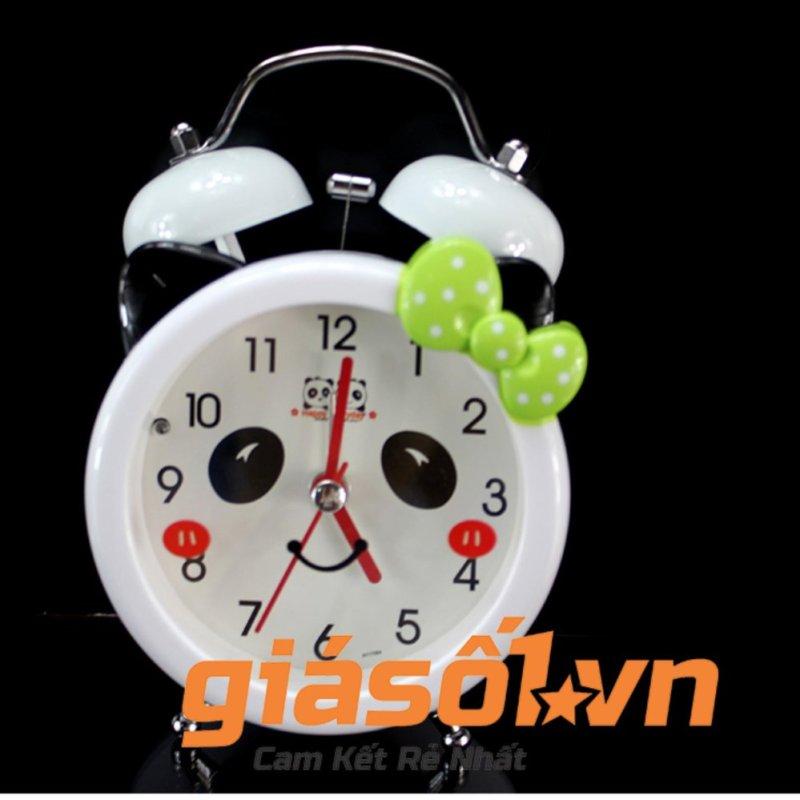 Nơi bán Đồng hồ báo thức để bàn cho bé 17064 (Nơ xanh)