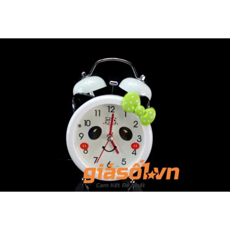 Nơi bán Đồng hồ báo thức để bàn cho bé 17064 (Xanh Lá)