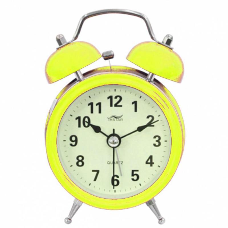 Nơi bán Đồng hồ báo thức để bàn Mini Alarm TI0113 (Vàng)
