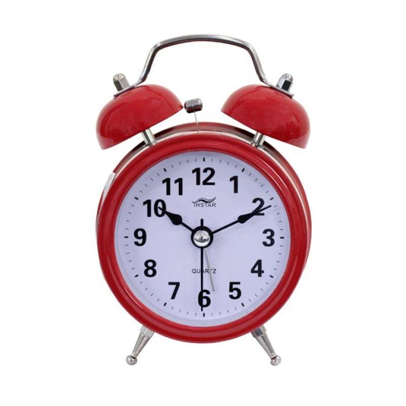 Nơi bán Đồng hồ báo thức để bàn Mini Alarm Tienich168 TI181 (Đỏ)