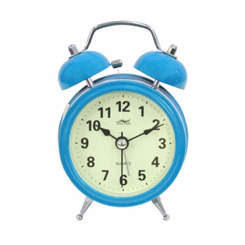 Đồng hồ báo thức để bàn Mini Alarm (Xanh dương) RCB83 bán chạy