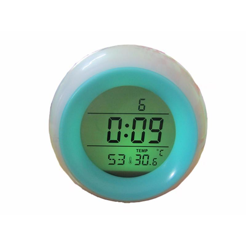 Nơi bán Đồng hồ báo thức hiển thị LCD Cloud Store