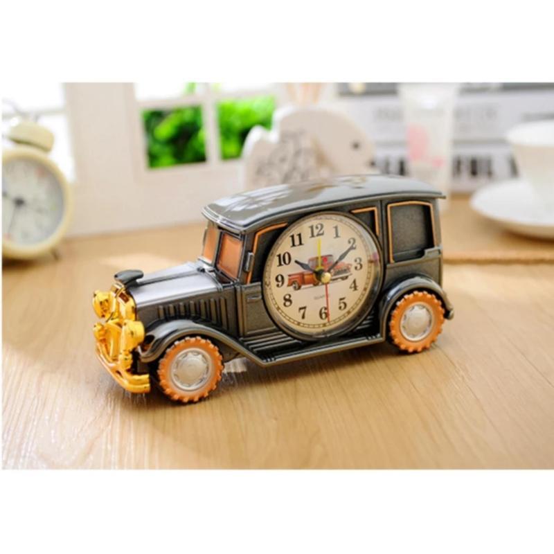 Đồng hồ báo thức hình xe hơi Vati X01 phong cách hiện đại,cực kì sang trọng cho không gian làm việc của bạn bán chạy
