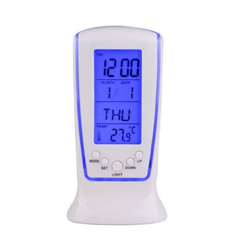Nơi bán Đồng hồ báo thức kỹ thuật số đèn LED đa chức năng - CH24H