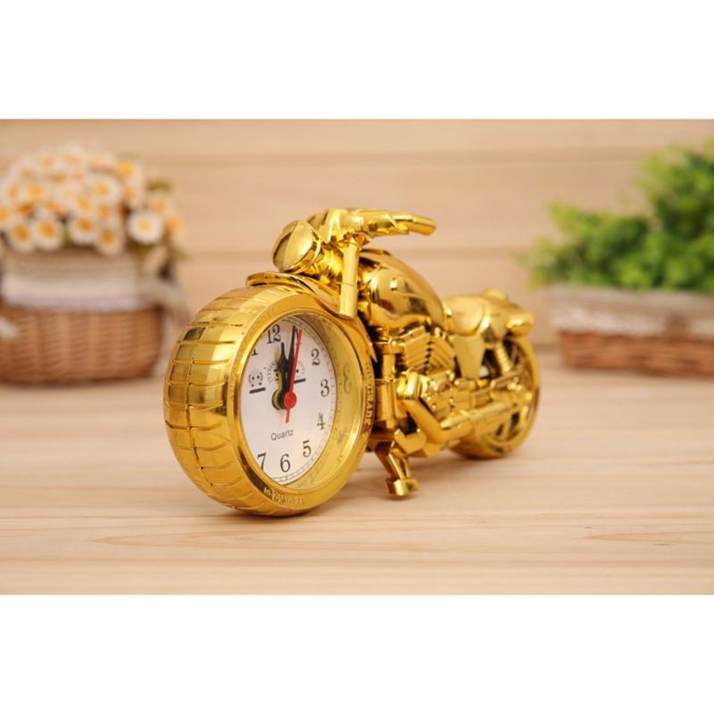 Nơi bán Đồng hồ để bàn - đồng hồ báo thức (vàng)