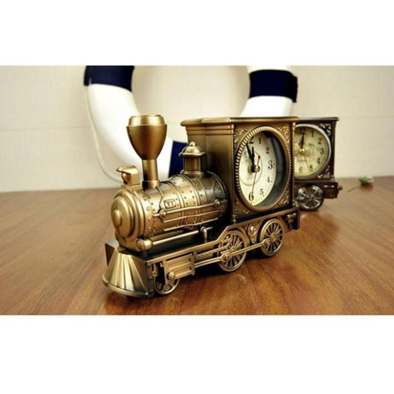 Nơi bán Đồng hồ để bàn hình xe, có báo thức (TD)