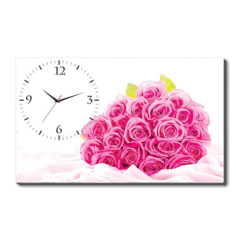 Nơi bán Đồng hồ để bàn Hoa Hồng Dyvina B1525-17