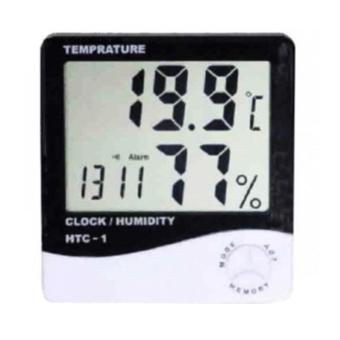 Đồng hồ đo độ ẩm - nhiệt độ HTC1