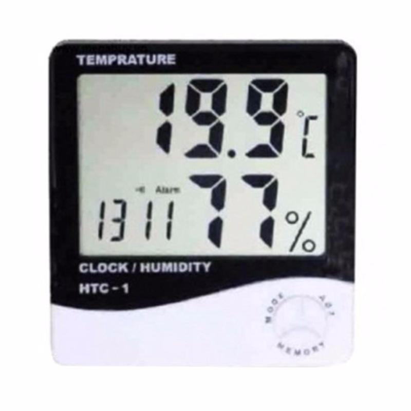 Đồng hồ đo độ ẩm - nhiệt độ HTC1  ( Thanh Hồng Shop )