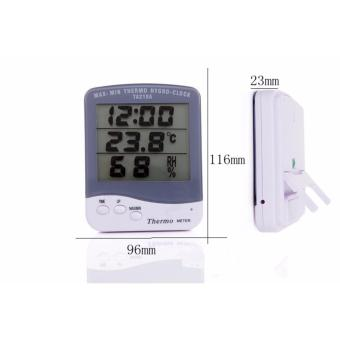 Đồng hồ đo độ ẩm và nhiệt độ Thermo TA218B - 8502423 , OE680HLAA3HAANVNAMZ-6123483 , 224_OE680HLAA3HAANVNAMZ-6123483 , 619000 , Dong-ho-do-do-am-va-nhiet-do-Thermo-TA218B-224_OE680HLAA3HAANVNAMZ-6123483 , lazada.vn , Đồng hồ đo độ ẩm và nhiệt độ Thermo TA218B