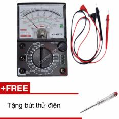 Đồng hồ đo kim vạn năng VOM YX-960TR Tặng Bút thử điện(Cửa hàng Hoa Sen)