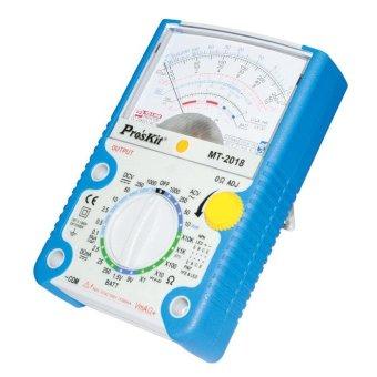 Đồng hồ đo Proskit MT-2018 (Xanh dương)