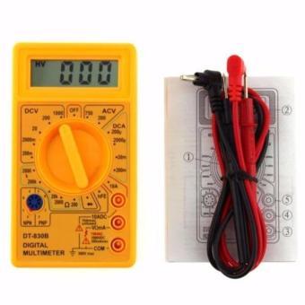 Đồng hồ đo vạn năng cho thợ điện tử DT-830B ( Thanh Hồng Shop )