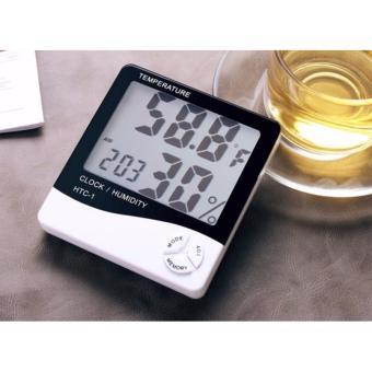 Đồng hồ thông minh đo nhiệt độ và độ ẩm hiện đại - 5