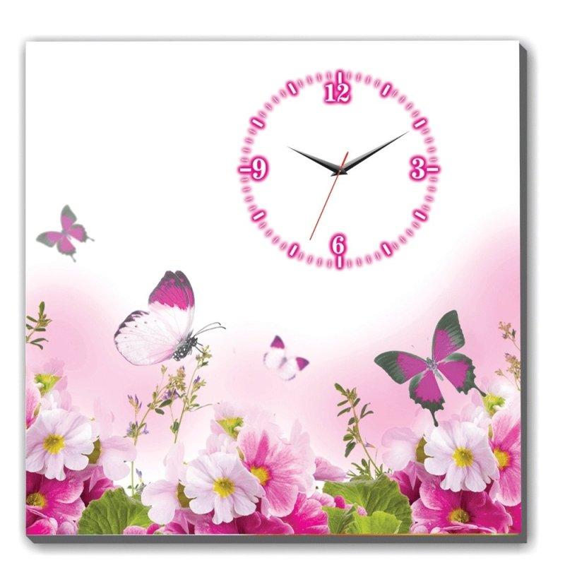 Nơi bán Đồng hồ tranh Bướm xinh Dyvina 1T4040-21