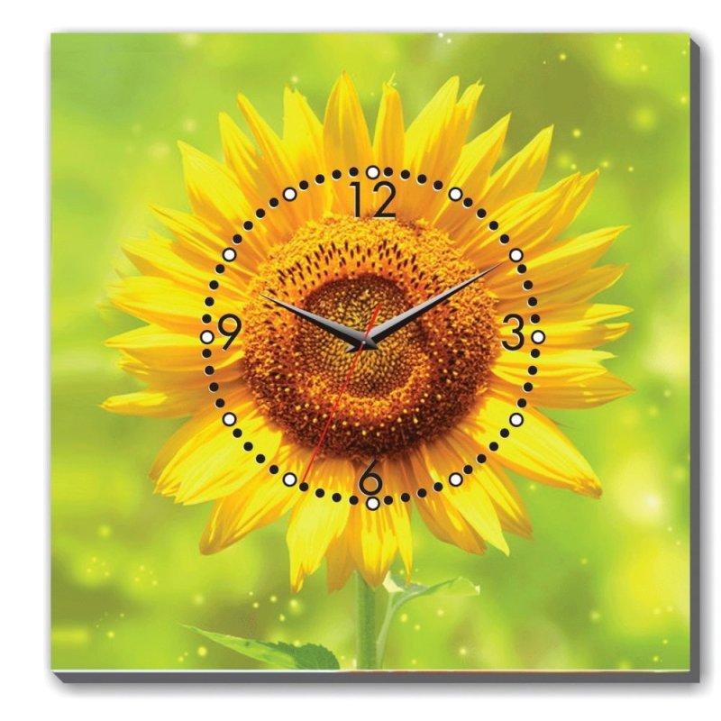 Nơi bán Đồng hồ tranh hoa hướng dương Dyvina 1T3030-16