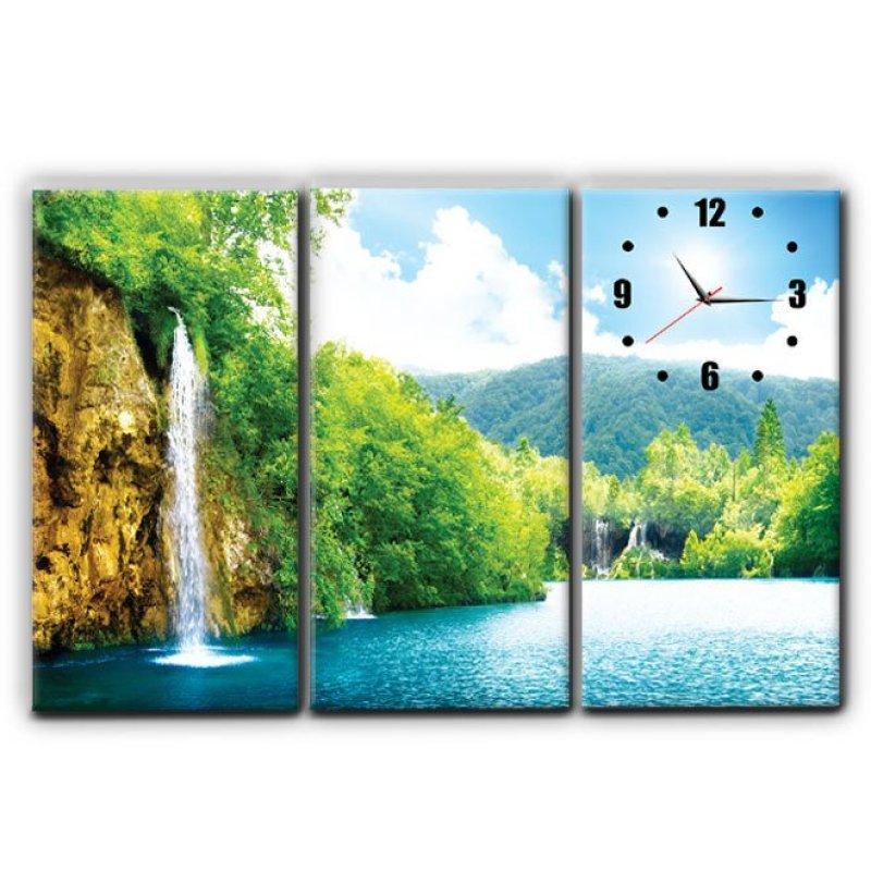 Nơi bán Đồng hồ tranh Thiên nhiên Dyvina 3T3060-8