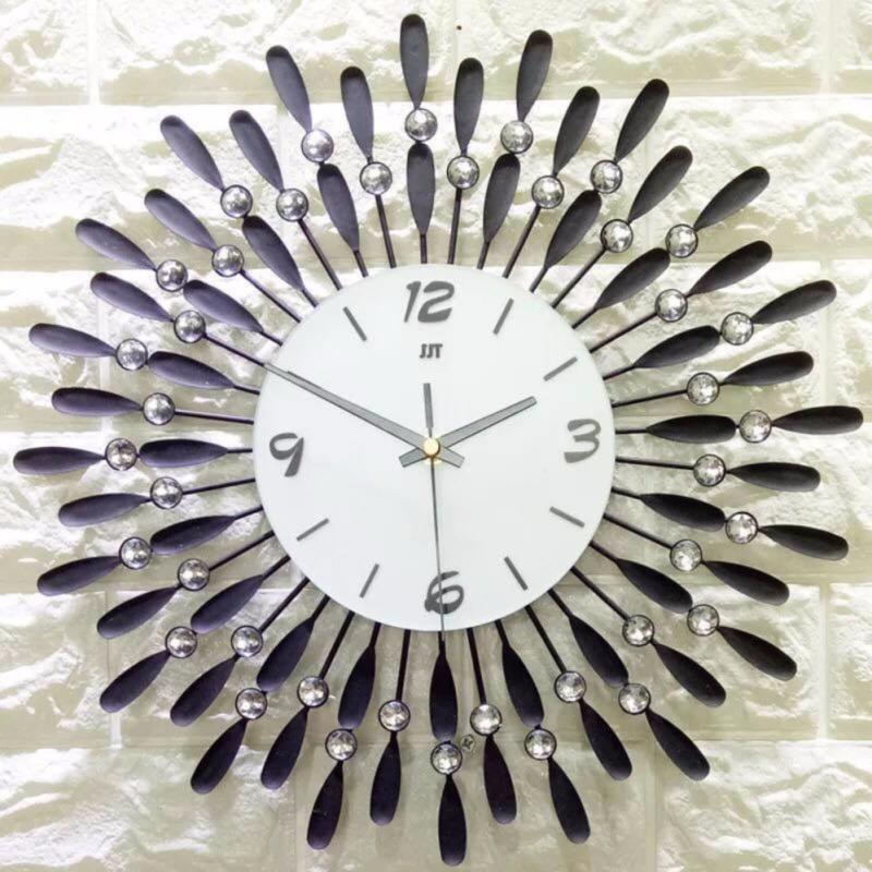 Nơi bán Đồng hồ treo tường Diachire mẫu giọt sương DCR-1301.38